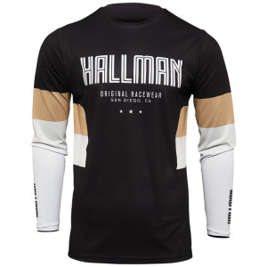 Thor Hallman Different Drift Jersey - Black