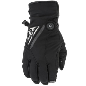 Fly Title Heated Gloves-Black