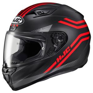 HJC i10 Strix Helmet - Red