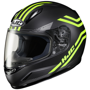 HJC CL-Y Strix Youth Helmet - Hi-Viz