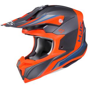 HJC i50 Flux Helmet - Orange