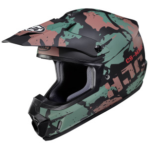 HJC CS-MX 2 Ferian Helmet - Black/Brown