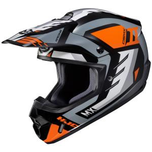 HJC CS-MX 2 Phyton Helmet - Orange