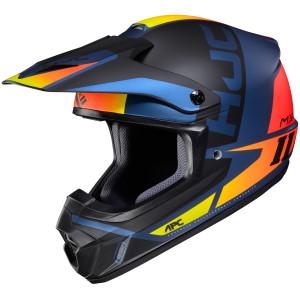 HJC CS-MX 2 Creed Helmet - Orange