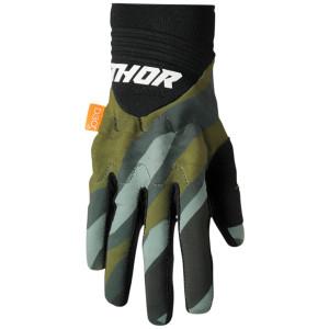 Thor Rebound Gloves - Camo