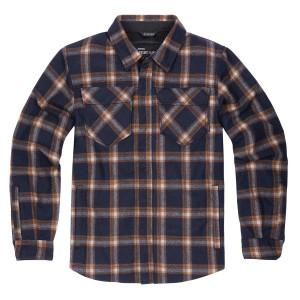 Icon Upstate Riding Flannel Shirt - Orange
