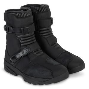 Tour Master Horizon Line Break Trail WP Boots - Black