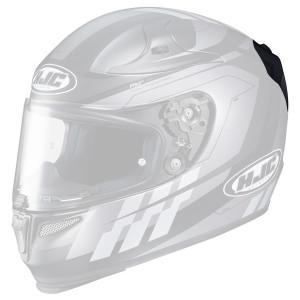 HJC RPHA-10 Cypher Helmet Rear Vent - Black