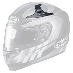HJC RPHA-10 Cypher Helmet Top Vent - Black