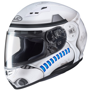 HJC CS-R3 Storm Trooper Helmet