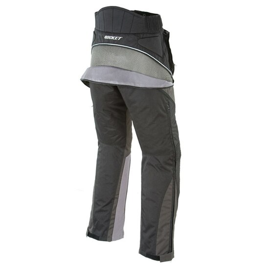 Joe Rocket Alter Ego 2.0 Waterproof Mens Mesh Motorcycle Pant - Back View