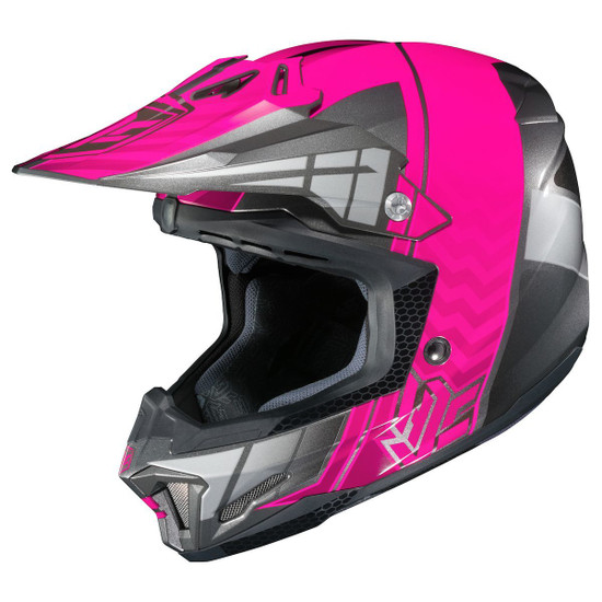 HJC CL-X7 Cross-Up Helmet-Pink