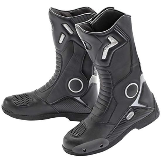 Joe Rocket Ballistic Touring Mens Motorcycle Riding Boots