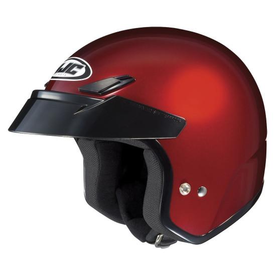 HJC CS-5N Helmet-Wine