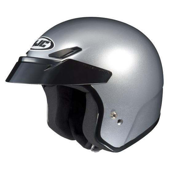 HJC CS-5N Helmet-Silver