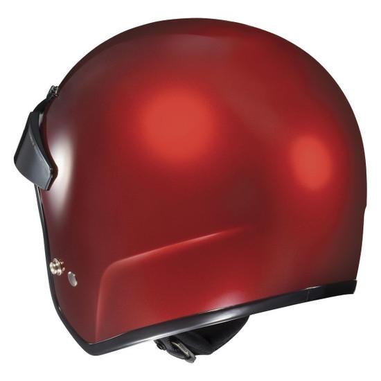 HJC CS-5N Helmet-Back View