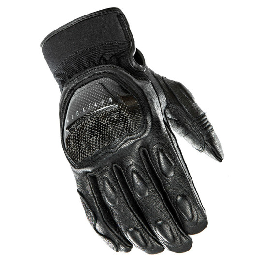 Joe Rocket Speedway Mens Leather Motorcycle Gloves