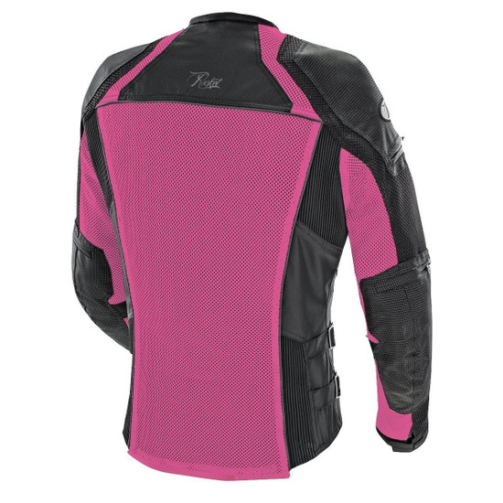 Joe Rocket Cleo Elite Womens Mesh Motorcycle Jacket - back view
