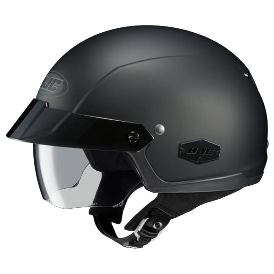 HJC IS-Cruiser Half Helmet - Matte Black