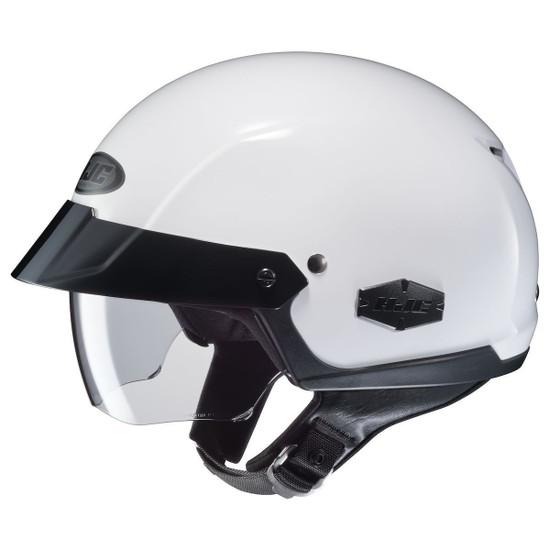 HJC IS-Cruiser Half Helmet - White
