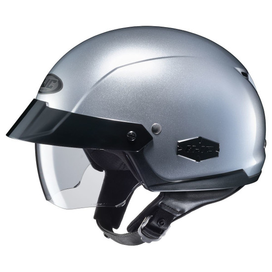 HJC IS-Cruiser Half Helmet - Silver