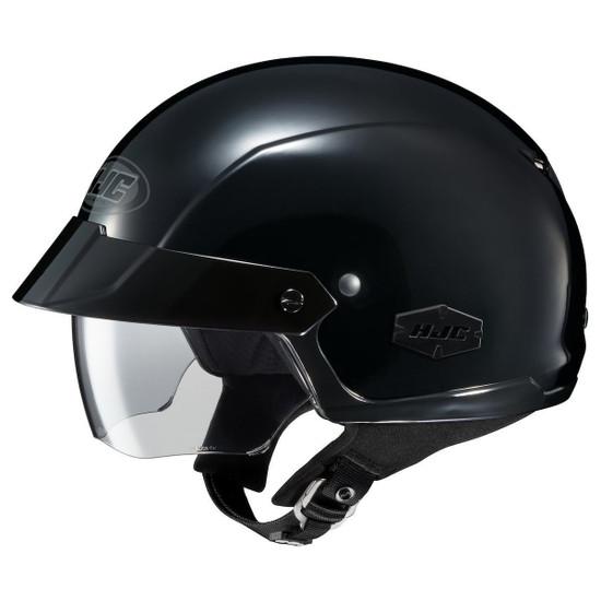 HJC IS-Cruiser Half Helmet - Black