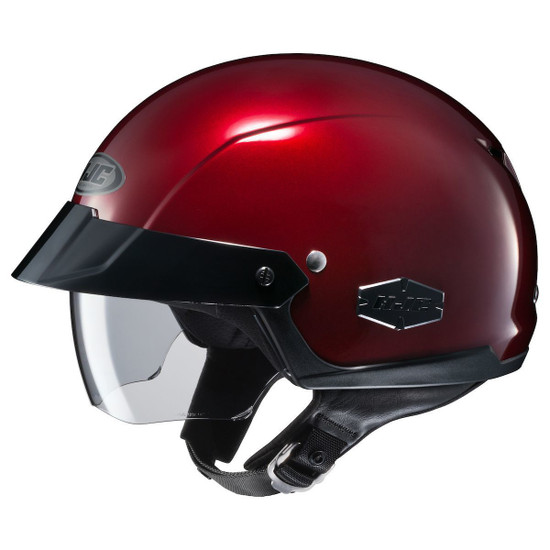 HJC IS-Cruiser Half Helmet - Wine