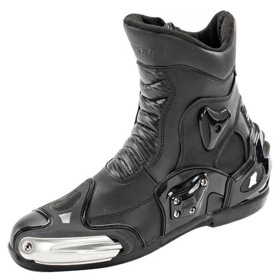 Joe Rocket Superstreet Mens Motorcycle Riding Boots