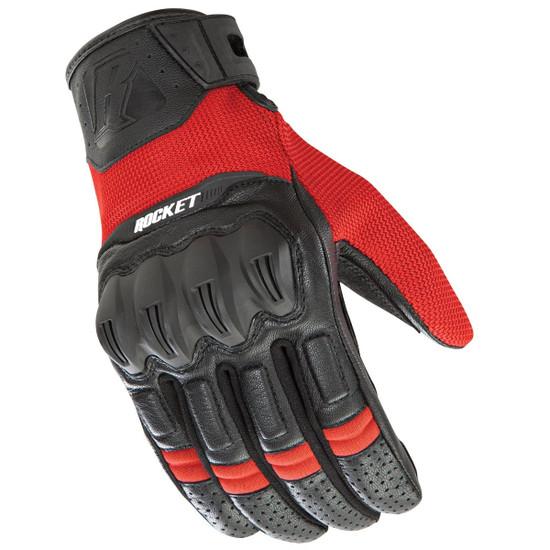 Joe Rocket Phoenix 5.1 Gloves - Red