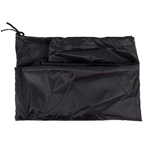 Expandable Water Resistant Motorcycle Sissy Bar Bag - 4