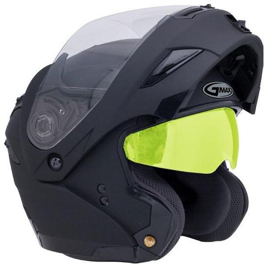 GMax GM54S Helmet Inner Flip Lens-Amber
