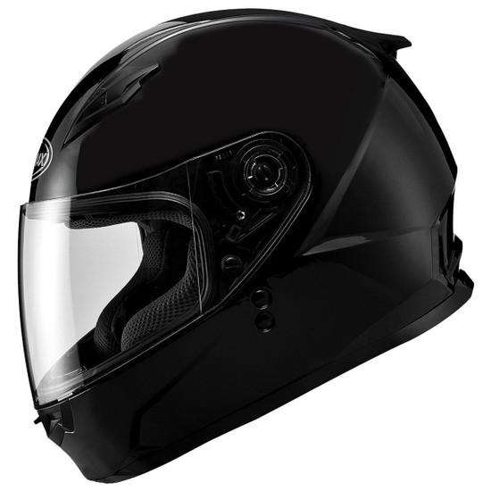 Gmax FF49 Helmet - Matte Black