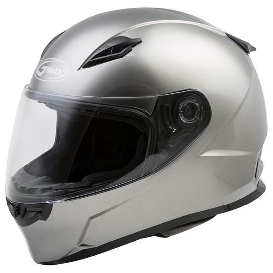 Gmax FF49 Helmet - Titanium