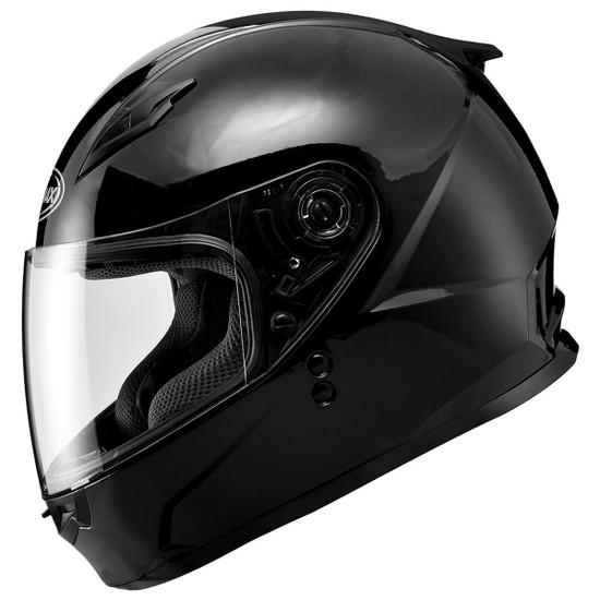 Gmax FF49 Helmet - Black