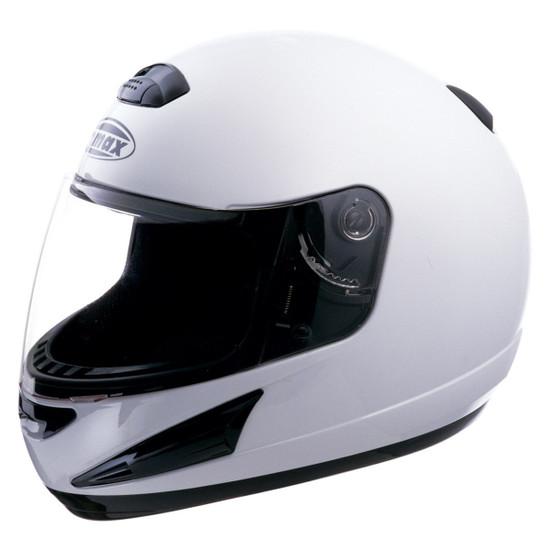 GMax GM38S Helmet - White