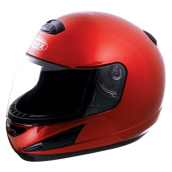 GMax GM38S Helmet - Candy Red