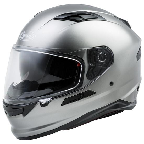 Gmax FF98 Helmet - Titanium
