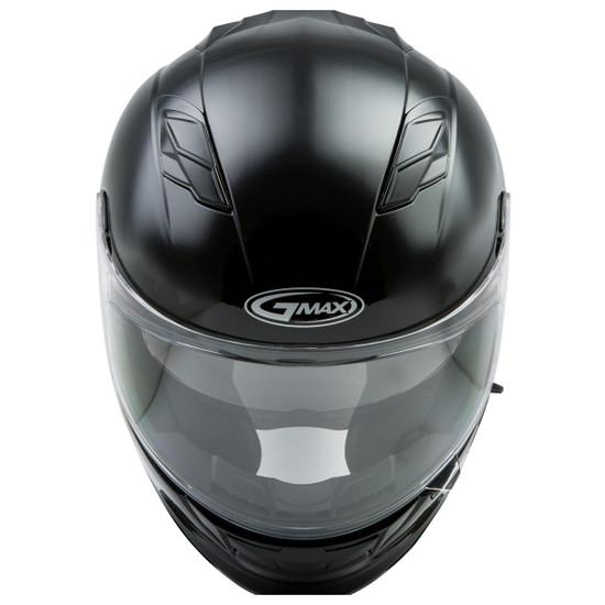 Gmax FF98 Helmet - Black Top View