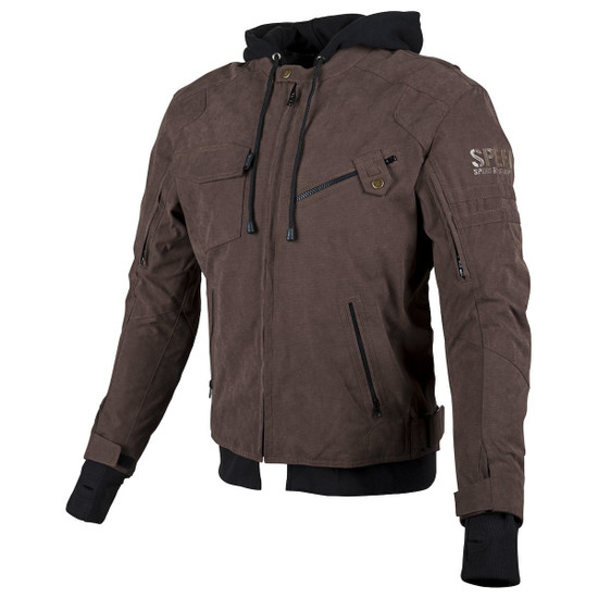 Speed And Strength Off The Chain Jacket - Brown