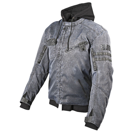Speed And Strength Off The Chain Jacket - Grey
