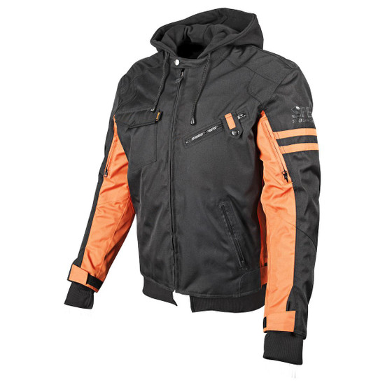 Speed And Strength Off The Chain Jacket - Orange