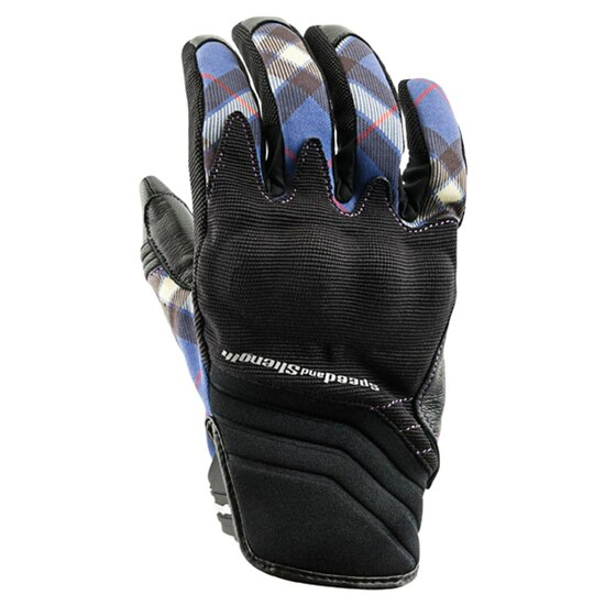 Speed And Strength Women's Cross My Heart Gloves - Purple