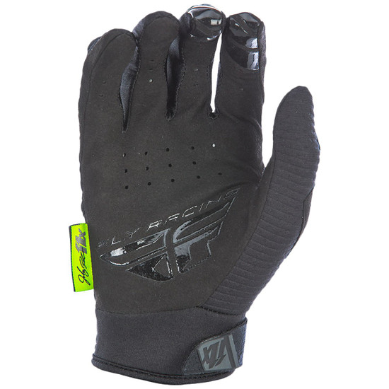 Fly Patrol XC Lite Johnny Campbell Signature Motorcycle Gloves - Palm View