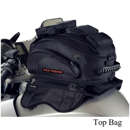 Tourmaster Elite Tri-Bag Tank Bag
