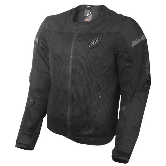 Fly Mesh Flux Air Jacket - Black