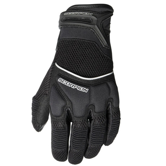 Scorpion Coolhand II Motorcycle Gloves - Black
