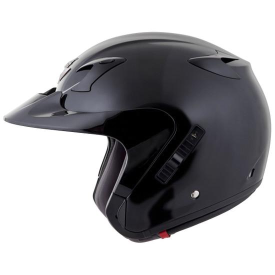 Scorpion EXO CT220 Helmet - Black Left  View