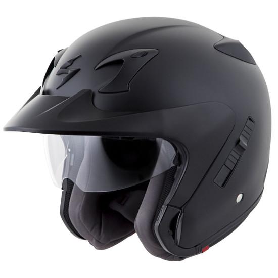 Scorpion EXO CT220 Helmet - Matte Black
