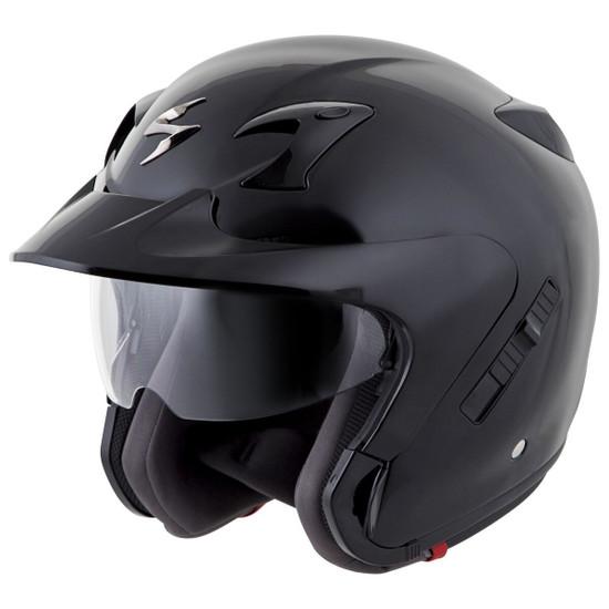 Scorpion EXO CT220 Helmet - Black