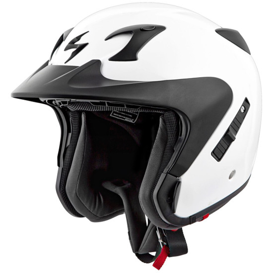 Scorpion EXO CT220 Helmet - White